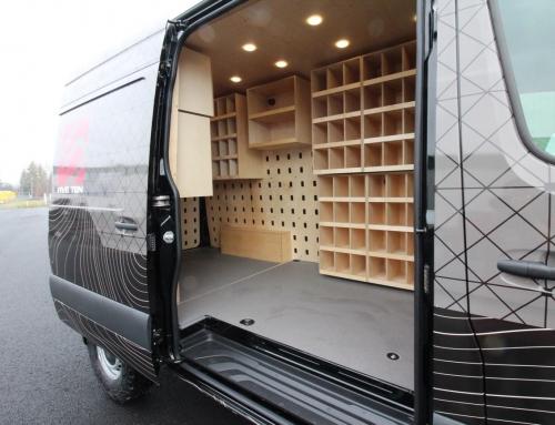 Adidas Outdoor Van